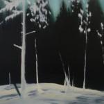 Spellbound, oil on canvas, 30 x 40 cm