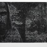 Paerzum, 2013, etching on paper no. 1/4, 26 x 39 cm - sell price € 600