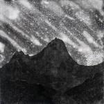 Transylvania II, akvatint etching on paper
