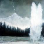 Northbound IV, 2010, oil on canvas, 80 x 60 cm
